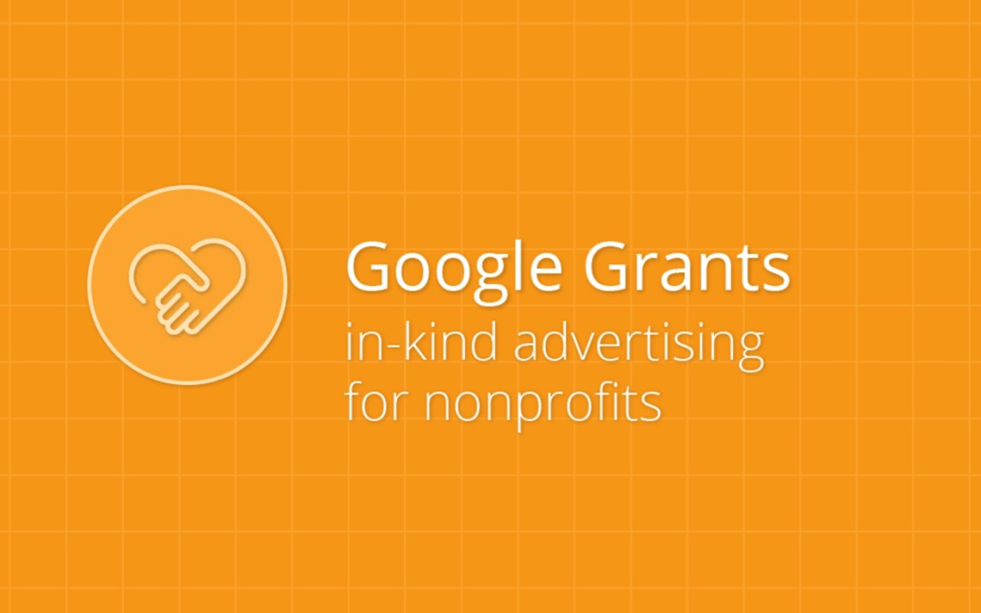 Google Grants Management